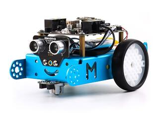 Robot Challenge with an Mbot