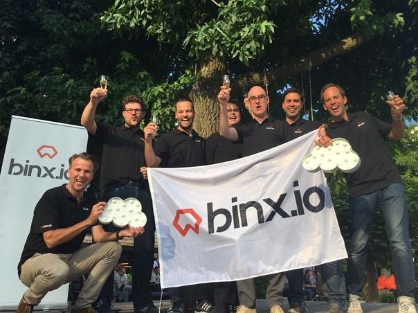 The binx.io team