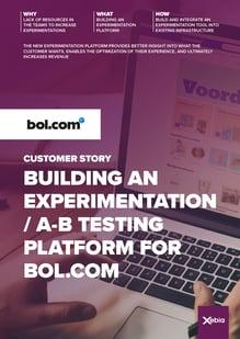 Bol.com - Building an experimentation A-B Testing platform for bol.com Thumbnail