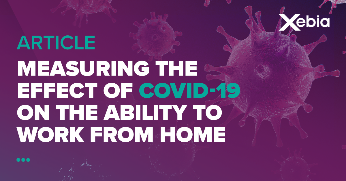 Measuring the effects of Covid-19 v2.1