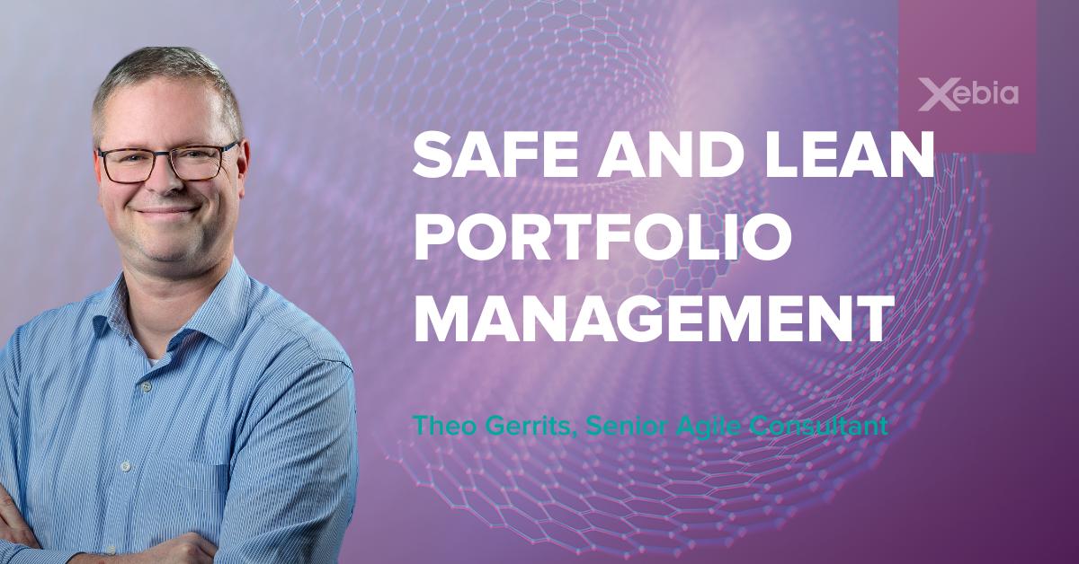 SAFe and (Lean) Portfolio Management