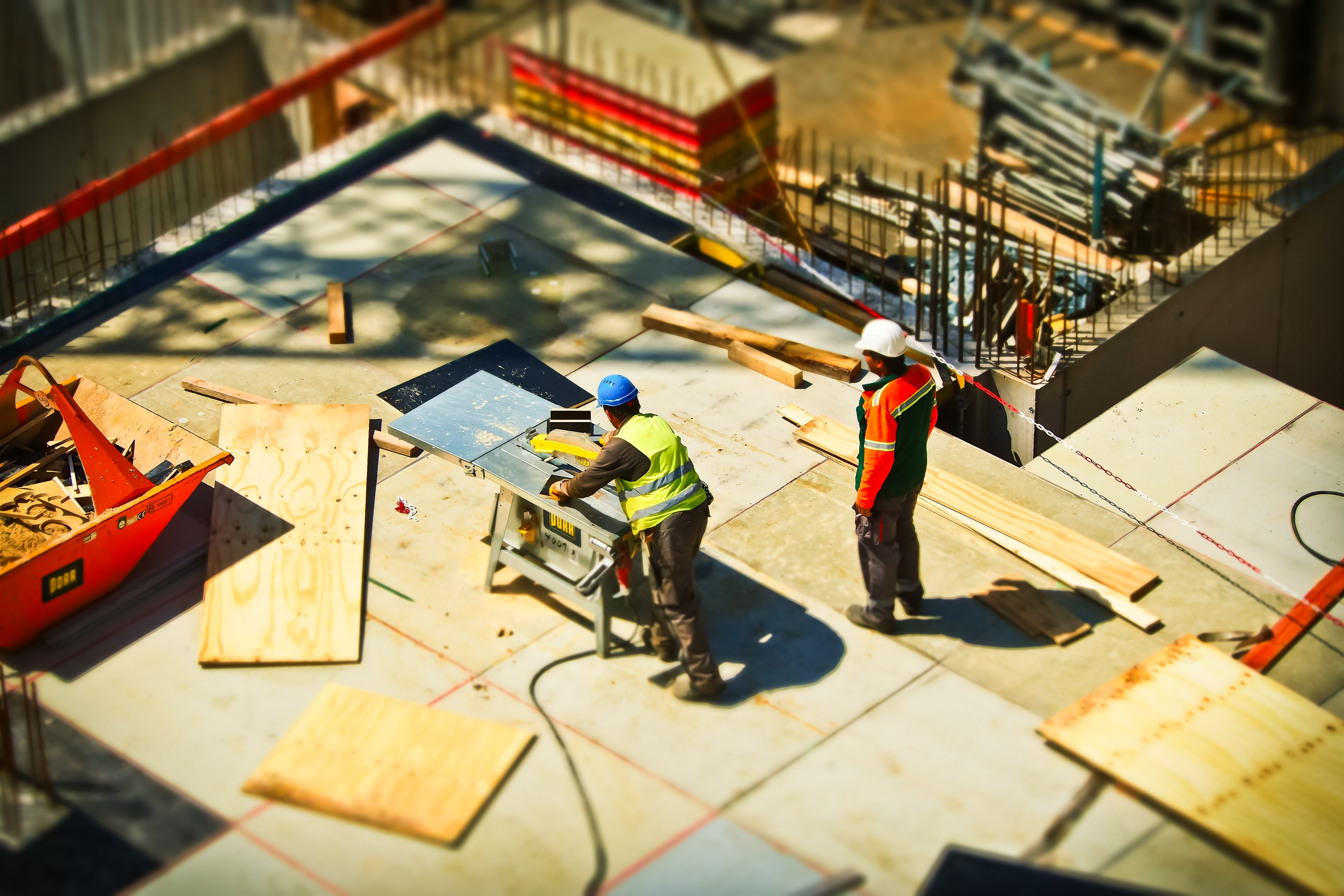 Digitalization in the Construction Industry
